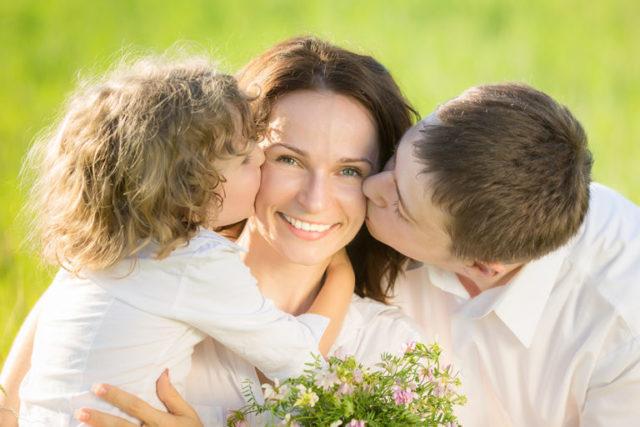 Женское счастье в семейной жизни