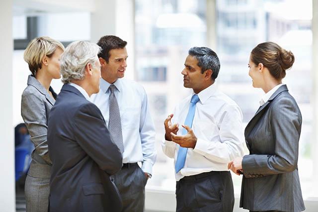 Правильные деловые отношения с людьми