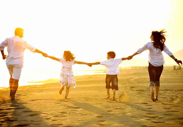 Счастливая семья - опора в жизни
