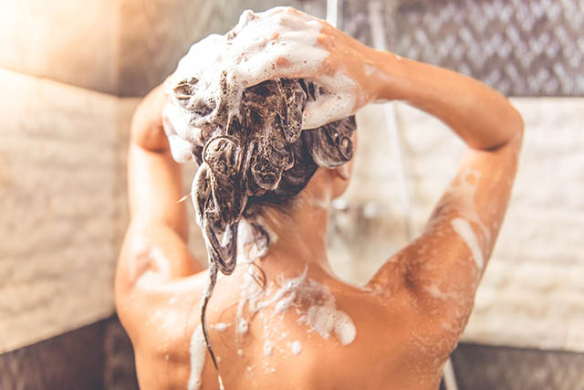 Ежедневный приятный душ