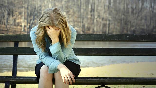 Отсутствие энергии в результате депрессии