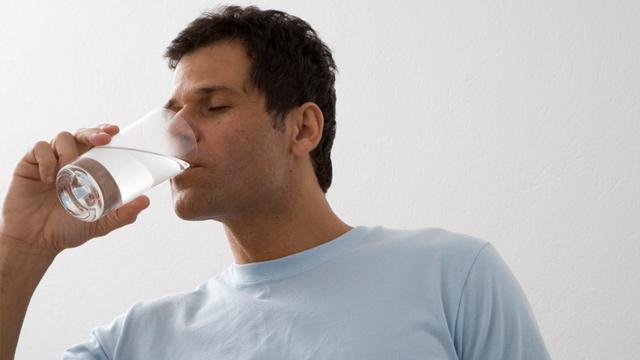 Полезность чистой воды