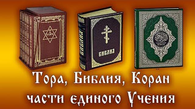 Писания в духовном развитии