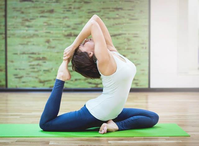 Как успокоить ум с помощью йоги