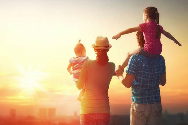 Психология создания счастливой семьи