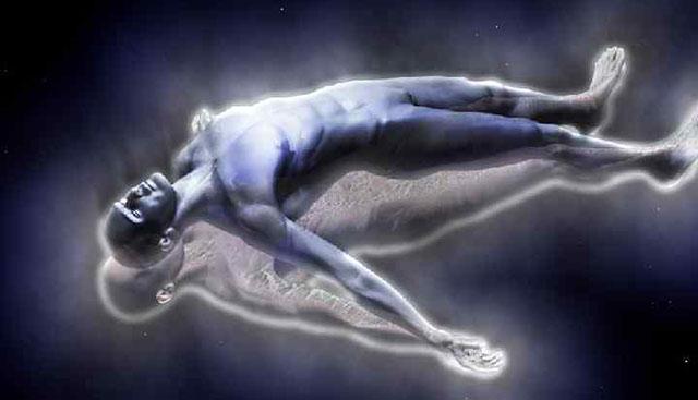 Выход души из тела во сне