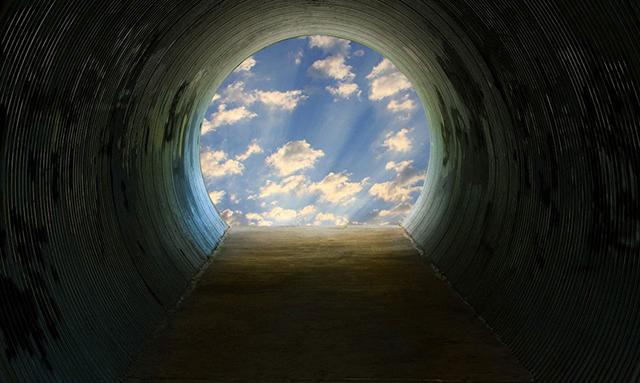 Новая модель мира, как свет в конце тоннеля