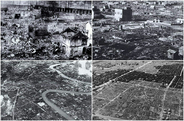 Бомбёжка Токио на Пурим