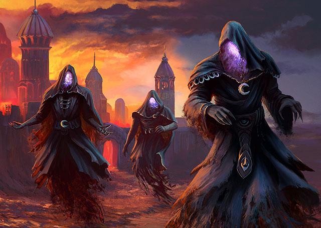 Чёрные маги против волхвов