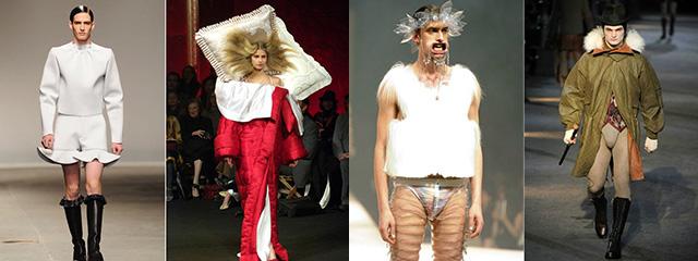 Дибильная мода современности