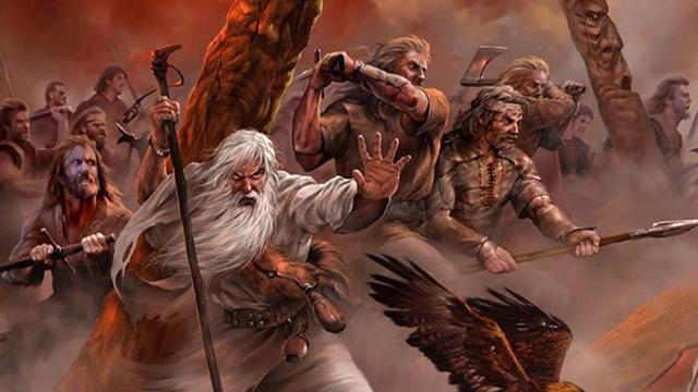 Объединение славян против общего врага