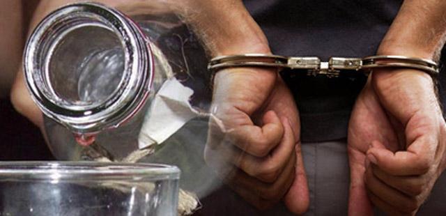 Преступления в состоянии алкогольного опьянения