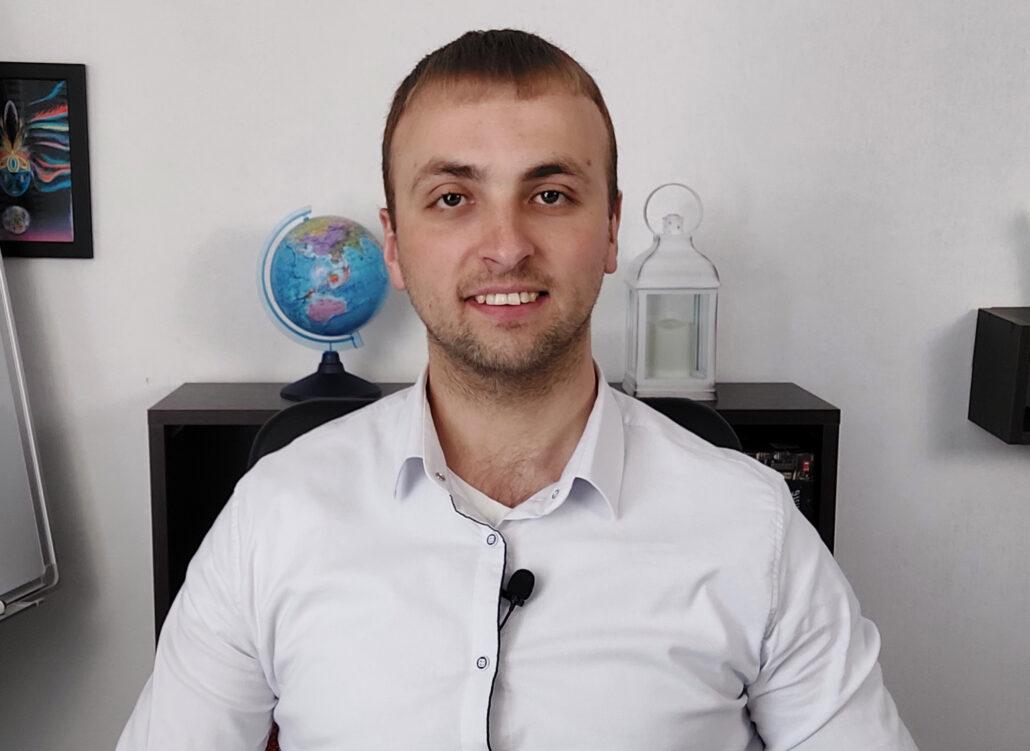 Психолог Сергей Юрьев